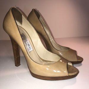 Patent leatherJimmy Choo Heels
